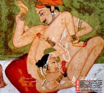 【图】揭秘印度超大尺度的春宫图